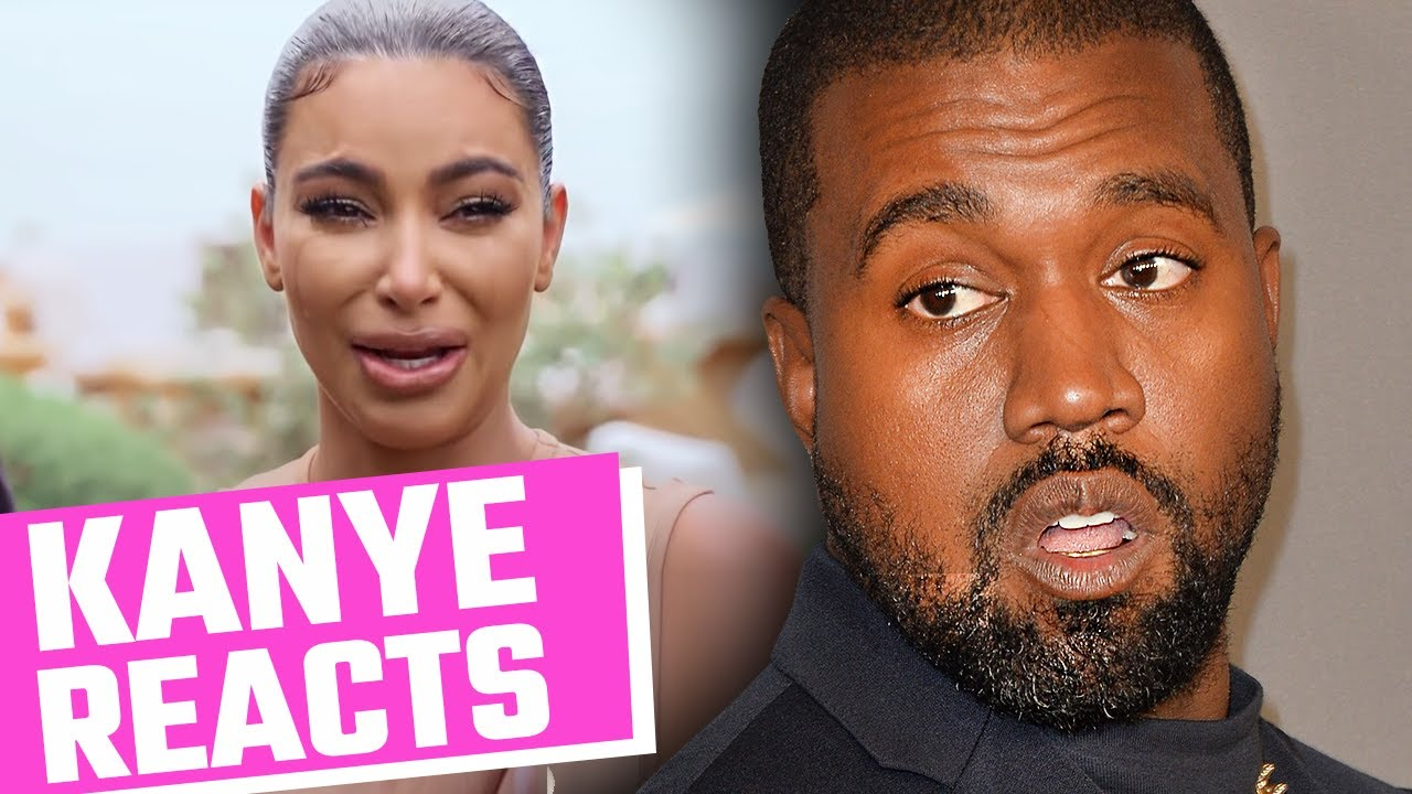 Kanye West Reacts To KUWTK Ending