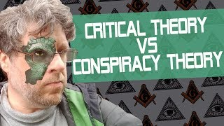 Rethinking Critical Theory: Jeffery Epstein and the Conspiracy Theory Version of History