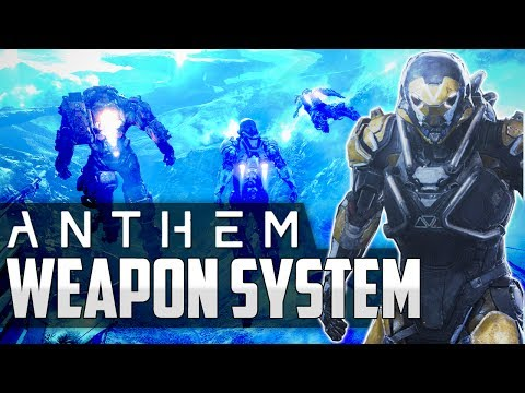 Anthem: In-Depth Look At Weapons - Customization, Types, Rarities, Quests, Loadout, Inventory & More - UCalCDSmZAYD73tqVZ4l8yJg