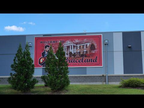 Graceland Tennessee (Elvis)