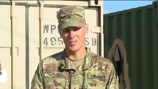 National Guard unit returns to Anaconda after helping Native Americans