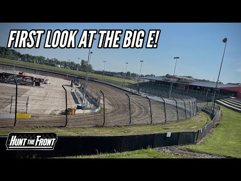 We Made it to Eldora Speedway for the Double World 100s! - dirt track racing video image