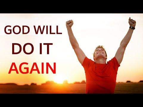 GOD WILL DO IT AGAIN - BIBLE PREACHING  PASTOR SEAN PINDER