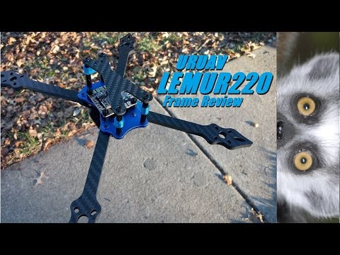 URUAV Lemur 220 Frame Review from Banggood - UC92HE5A7DJtnjUe_JYoRypQ