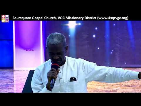 Sunday Worship Service: 9th June 2019