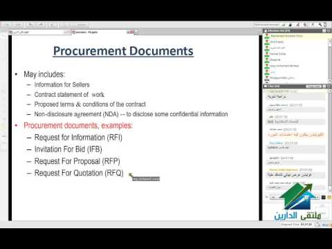 PMP Preperation Course |Aldarayn Academy| lecture 19