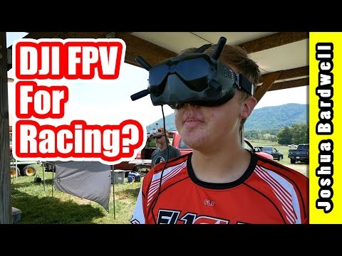 Can you race with DJI FPV? Evan Turner flies the 2019 MultiGP Qualifier Course - UCX3eufnI7A2I7IkKHZn8KSQ