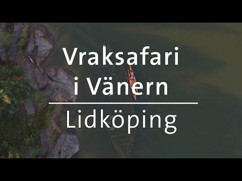 Vraksafari Kållandsö skärgård, Lidköping