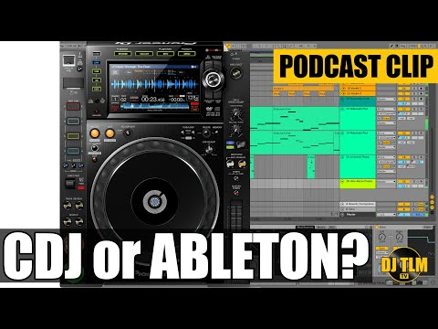 From CDJ to Ableton. Why would you switch? #sharetheknowledge