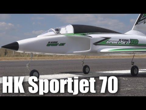 Review: HobbyKing Sport Jet 70 RC plane - UCahqHsTaADV8MMmj2D5i1Vw