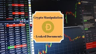 Crypto Manipulation Explained & Leaked DOGE Documents [All Links In Description]