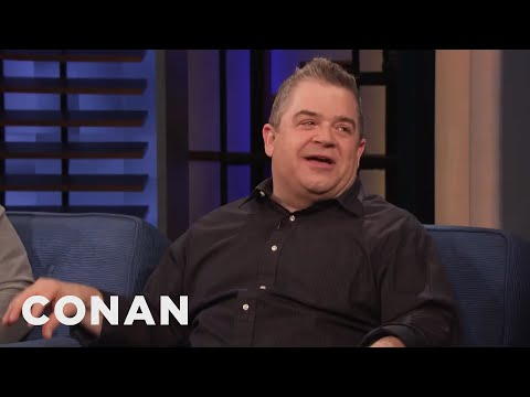 Patton Oswalt Is Eating A Lot Of Ancient Grains These Days - CONAN on TBS