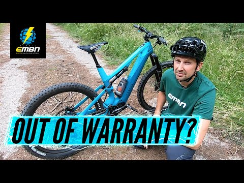 Out Of Warranty E Bike   What To Do If Something Breaks