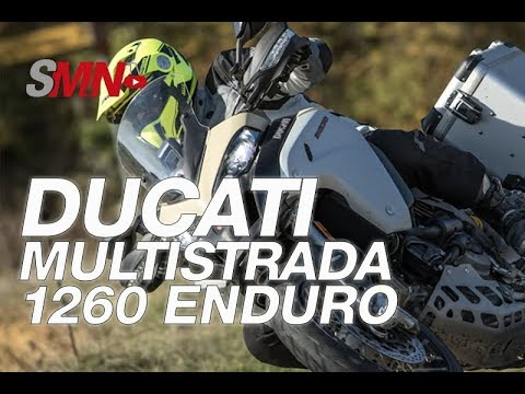 Prueba Ducati Multistrada 1260 Enduro 2019 [FULLHD]