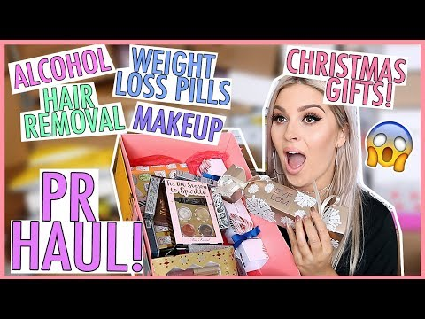 BIGGEST FREE PR HAUL YET ??? (I'm Serious... WOW)