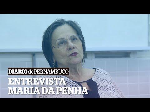 Maria da Penha: Eu só busco a paz