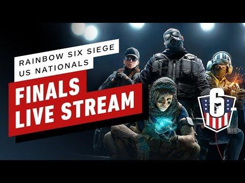 Rainbow Six Siege - US Nationals Finals Live Stream (DAY 2) - UCKy1dAqELo0zrOtPkf0eTMw