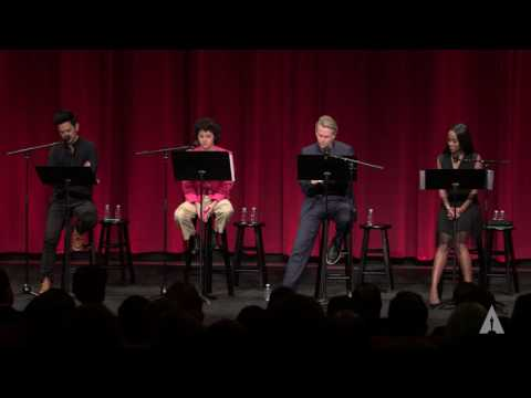 """2016 Nicholl Live Read: """"Talking About the Sky"""""""