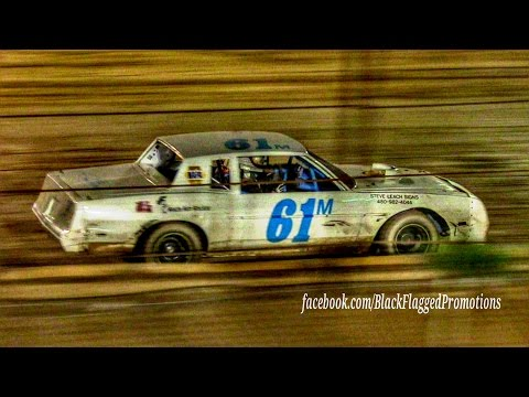 Black Flagged Pros Presents The Pure Stock Main At Arizona Speedway April 30th 2016 http://www.facebook.com/BlackFlaggedPromotions https://www.facebook.com/ArizonaSpeedway/ - dirt track racing video image