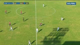 Real Garcilaso vs Carlos Mannucci: Manuel Heredia realizó imposible atajada que impresionó a todos