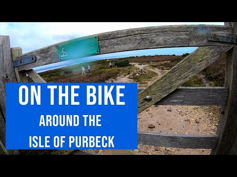 Click to view video Cycling around the Isle of Purbeck
