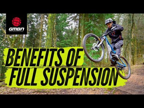 Four Ways A Full Suspension Mountain Bike Will Help You Ride Faster