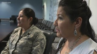 Airman gives the gift of life to sister, donates liver