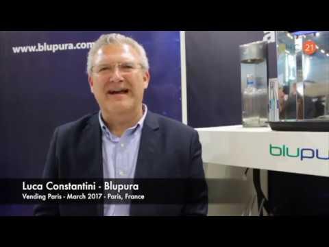 Interview with Blupura at Vending Paris
