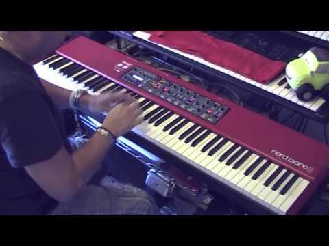 Nord Piano 2 - Layer sustain pedal e Demo Program
