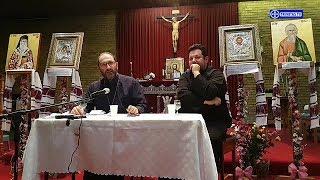 """Parintele Constantin NECULA - Conferinta """"Viata in Hristos"""""""