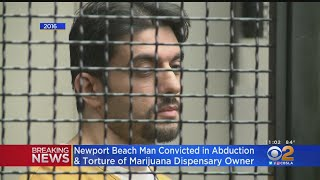 Suspect Who Famously Escaped OC Jail Convicted In Plot To Abduct, Sexually Mutilate Newport Beach Po