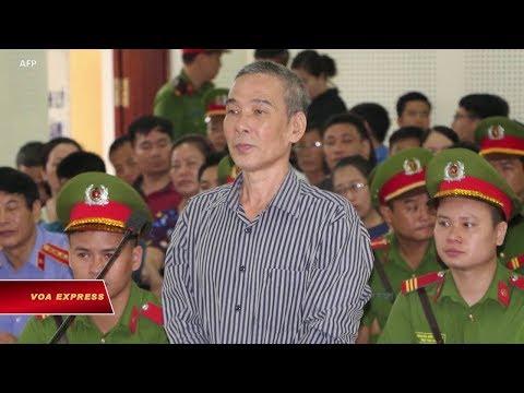 Mỹ và EU đồng loạt lên án bản án 25 năm tù đối với ông Lê Đình Lượng