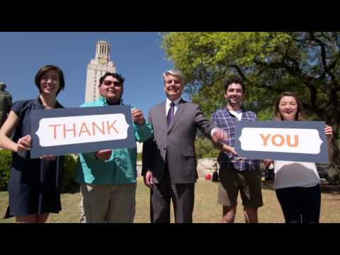 40 Hours for the Forty Acres: Thank You