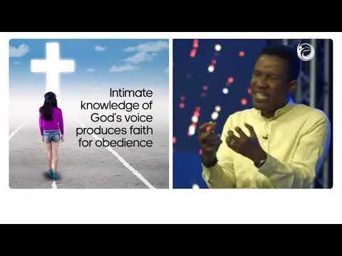 Discover what a transformed life is like - Pastor Godman Akinlabi