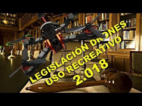 Ley 2018 para uso recreativo/de ocio de DRONES  en España / Legislación - UCMf2ohoBrB1pgErsMa21SKg