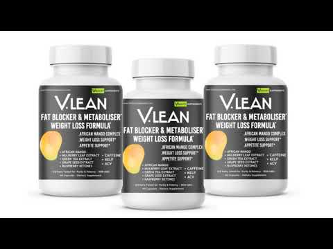 VLEAN Top Weight Loss Supplement - Velocity Lean Weight Loss Pills for Helping Speed up Weight Loss