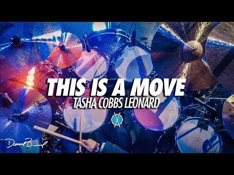 This is a Move Drum Cover (In Ear Mix) // Tasha Cobbs Leonard // Daniel Bernard