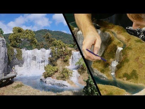 Building the ULTIMATE Waterfall [Realistic Scenery Vol.11] - UCjRkUtHQ774mTg1vrQ6uA5A