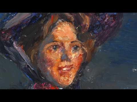 """""""MEN VED MIDSOMMER MEST..."""" - P.S. Krøyers studie af Drachmann-parret"""