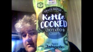 Market District Spicy Jalapeno Kettle Cooked Potato Chips
