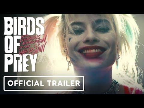 Birds of Prey - Official Trailer (2020) Margot Robbie, Ewan McGregor - UCKy1dAqELo0zrOtPkf0eTMw