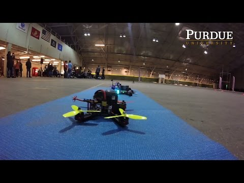 Purdue Hosts First Ever Intercollegiate Drone Races - UCRcHys9Gh82pSMuazjUBawQ