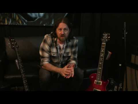 Paul Reed Smith Interview at NAMM 2017