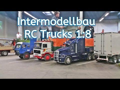 Intermodellbau // 2017 // Dortmund // RC Trucks // 1:8 - UCNWVhopT5VjgRdDspxW2IYQ