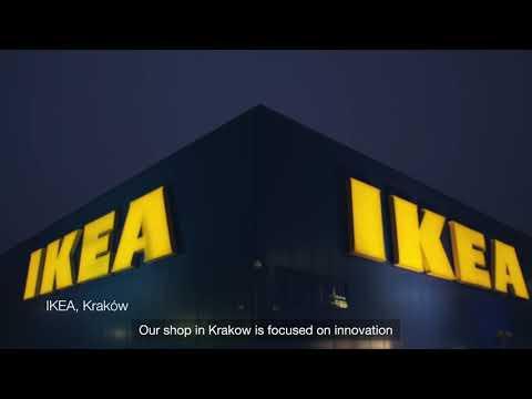 Epson LightScene projectors' customer story: Ikea Krakow, Poland