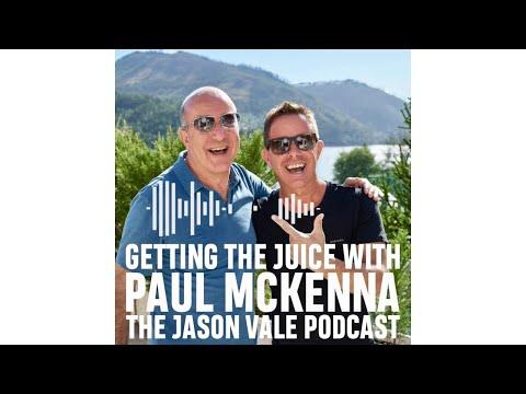SEASON 2  #1  The Jason Vale Podcast: Paul McKenna