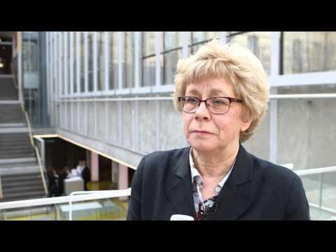 ALMA Jury Chairman Boel Westin on the 2016 Laureate Meg Rosoff
