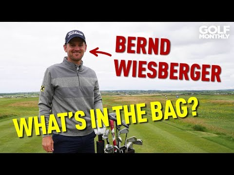 Bernd Wiesberger | What's In the Bag? Golf Monthly