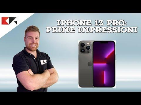 iPhone 13 Pro: prime impressioni e rispo …