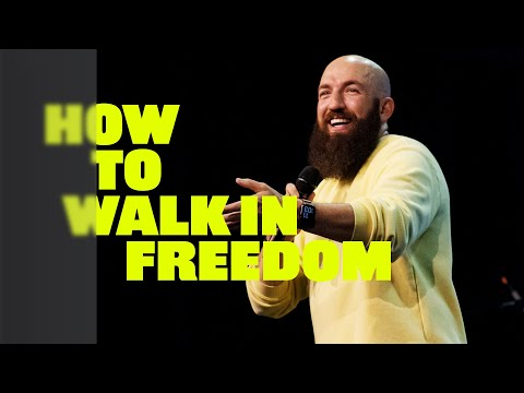 How to Walk in Freedom  Pastor Daniel Groves